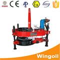 Micro - a - marca de aceite hidráulico tubo y tubería de elevación Tong con Control de par de sistema