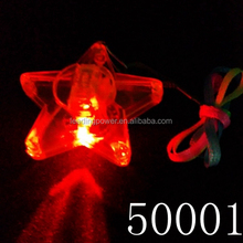 star led flashing necklace for kids 50001