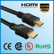 Platinum High end bulk HDMI Cable,2160P,3D,4K for HDTV,xbox.