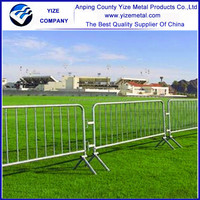 2015 Hot Sale temporary metal fence/used wood fencing for sale/removable fence (Manufacture & High Quality)