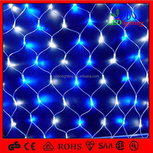 Indoor LED Christmas Party Decoration 3D Waterproof Net Lighting in Hot Sale