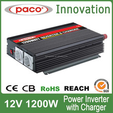 Hot Selling! PIC Series 1200W Modified Sine Wave PACO Popular Inverter with Charger