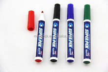 High performance wipe off easily white board marker pen for school use