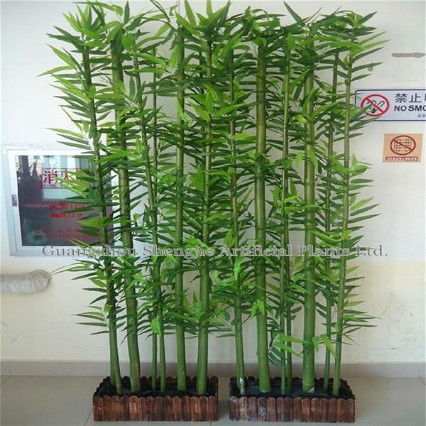 Bambú bonsai evergreen casa/jardín/construccion centro/juegos/sala ...