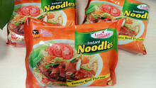 popular instant noodle tomato beef flavour from china