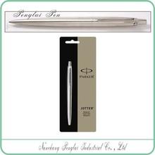 2015 click Stainless Steel Medium Point parker jotter ballpoint pen