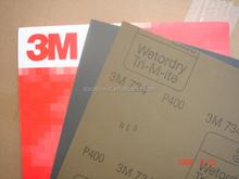 3m abrasive paper sheet