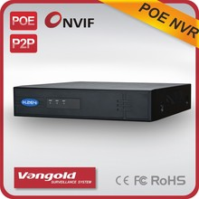 8CH (64Mbps) face recognition real poe nvr with local and web picture capture fuction