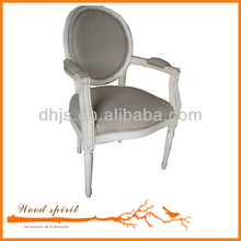 Louis Dining Armchair , French Louis Armchair , French Louis Style Dining Chair