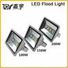 LED Floodlight 150W 100W200W300W400W50W stadium floodlights outdoor lighting project
