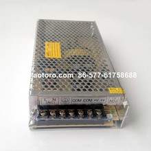 switching power supply Q-120C quad output led smps
