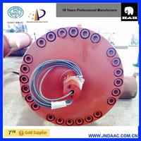 Alibaba 8 years Golden Supplier Nickel plating Hydraulic Cylinders