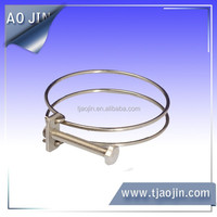 Stainless steel double wires hose clamp\Stainless steel Wire hose clamp