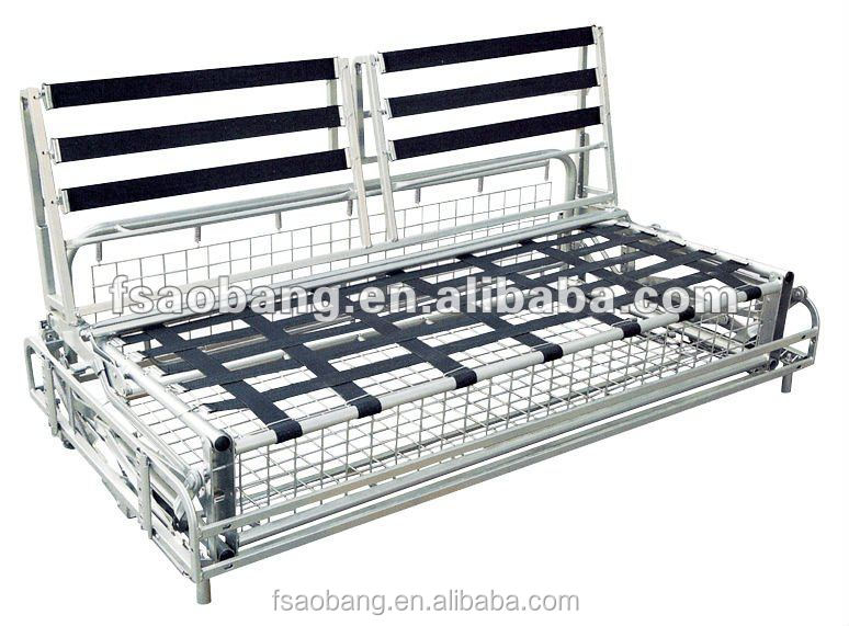 Folding sofa bed mechanism sofa metal frame adjustable for Sofa bed metal frame replacement