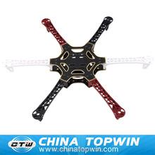 F550 Hexa-Rotor Frame FlameWheel Kit As DJI For KK quadcopter kit MultiCopter Hexacopter frame