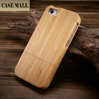 High quality wood mobile phone case back for iPhone 5