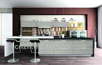 Foshan Furniture Factory Restaurant Kitchen Cabinet