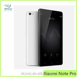 """2015 New Mobile Phone Xiaomi Mi Note Pro 4G LTE 5.7"""" 2560x1440 Snapdragan810 Octa Core 13.0MP 4GB RAM 64GB ROM Android 5.0"""