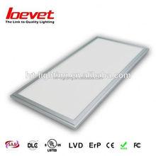 100 lm per watts led flat panel lighting 1200x300mm