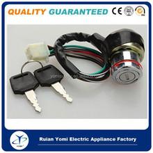 Ignition Switch Key 6 wire 50 70 90 110 125cc For Kazuma Meerkat Falcon Roketa ATV