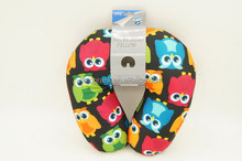 30days delivery fashion design u-shape animal travel neck pillow