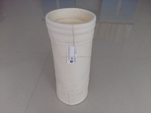 Water and oil proof acrylic filter filter bag Air filter media