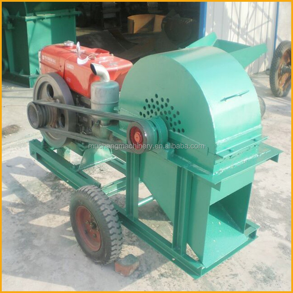 Mobile Pto Wood Crusher Machine - Buy Wood Crusher,Wood Crusher ...