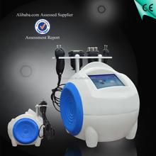 Home use portable radio frequency rf ultrasonic cavitation slimming machine body shaper fat cavitation device