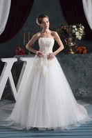 Celebrity Inspired Wholesale Clothing Women Spring Summer Ivory Color Wedding Dress