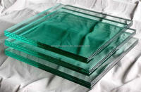 High quality Tempered (Toughened) Laminated glass,Low-E Insulated glass for building,window,door,fence