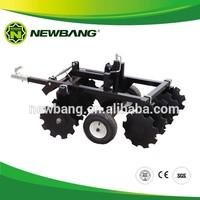 agricultural tool garden tractor atv disc harrow for sale