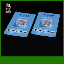 hot sale adhesive microfiber screen cleaner/sticker cell phone cleaner