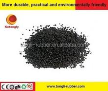 Reciclaje de desecho a polvo de caucho
