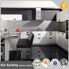 Hot-selling kitchen cabinet with electric equipment