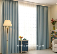Luxury hotel blackout curtains