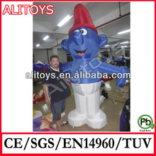 popular inflatable costume model,giant inflatable model,inflatable movie cartoon