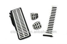 De aluminio del pedal de goma conjunto( manual) para vw volkswagen golf mk5