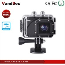 Hot Sale Vandsec waterproof digital camera Full HD sport camera outside