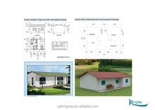 Modular House with ALC Wall Panel