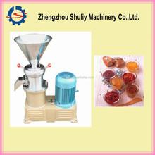 Sesame paste colloid mill machine/dairy product colloid mill machine