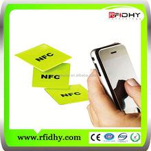 nfc business card plastic nfc wristband