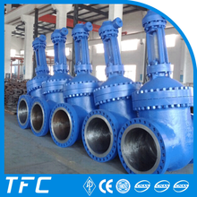 rising stem API 6D gate valve