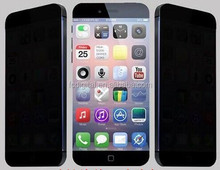 Prevent-peep anti-explosion 9H premium tempered glass film screen protector for iPhone 6/6 plus