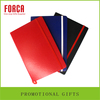 FORCA Leather Promotion Notebook Cute Cheap Paper Notebooks Leather Hardcover Notebooks