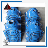 Ductile Iron Pipe Fitting Saddle for ductile iron pipe
