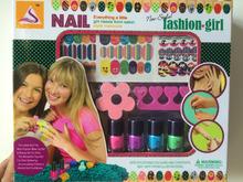 New Design Eco-friendly Fashion Girls Beautiful Makeup Kit