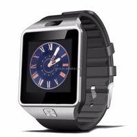 Mtk 6260 smart watch phone with camera, touch screen phone watch, wrist watch mp3 player