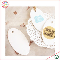 High Quality Decorative Blank Labels