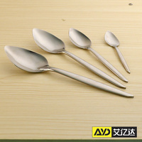High grade! different kinds of thailand stainless steel flatware