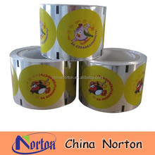 automatic packaging roll film,flexible packaging film,plastic film roll NTP-PF080B